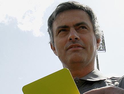 ז'וז'ה מוריניו (צילום: רויטרס)